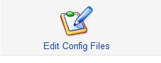 Apache Edit Config Files