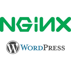 Nginx WordPress Logo